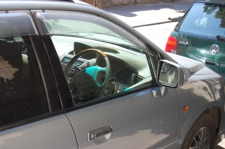 Steeringwheel I